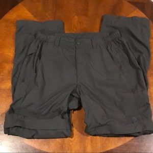 The Norh Face Convertible Pants Small